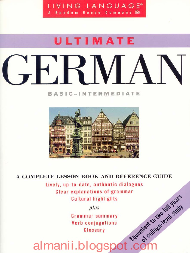living language ultimate german ipdf - Fantastisch Schussel Aus Knpfen
