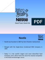 Nestle Distribution