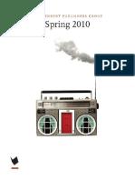 IPG Spring 2010 General Trade catalog