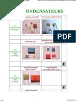 Condensateurs Images