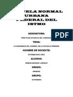 Escuela Normal Urbana Federal Del Istmo