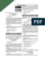 reglamento 2009consucode
