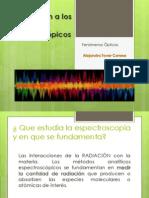2. Introducción a Los Métodos Espectroscópicos