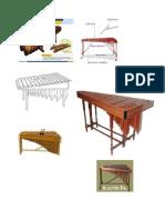 La Marimba y Sus Partes