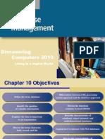 2. Database Management