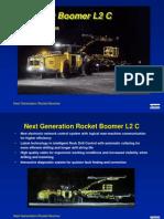 Rocket Boomer L2 C-A