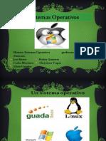 sistemas operativos laminas