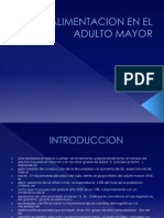 AAdulto Mayor PPT Gerontologia