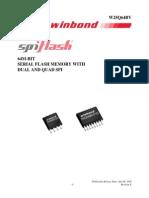 W25Q64BV