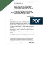 Dialnet-LaGestionDeLaExtensionYProyeccionUniversitariaDeLa-2710497