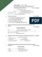 Revision for Final Exam (1)