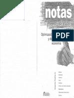 Notas de Clase Arsenio Pecha