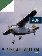 Vintage Airplane - Nov 1987