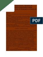 Amparo Constitucional (MENORES)