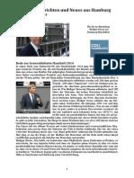 Berliner Nachrichten & Neues aus Eimsbüttel - Ausgabe Juli 2014