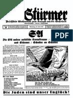 Der Stürmer - 1935 - Nr. 25