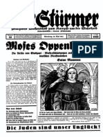 Der Stürmer - 1935 - Nr. 22