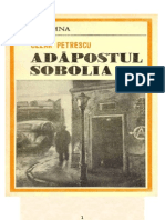 Cezar Petrescu - Adapostul Sobolia(v1.0)