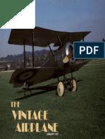Vintage Airplane - Jan 1987
