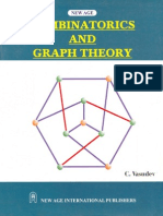 C. Vasudev - Combinatorics and Graph Theory - New Age - 577p