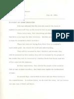 Richard Nixon Apollo 11 Disaster Statement