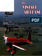 Vintage Airplane - May 1988