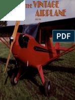 Vintage Airplane - Jun 1988
