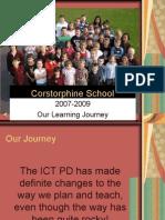Corstorphine School Learning Journey