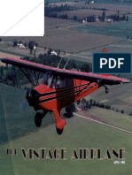 Vintage Airplane - Apr 1988