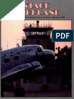 Vintage Airplane - Sep 1989