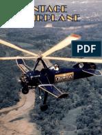 Vintage Airplane - May 1989