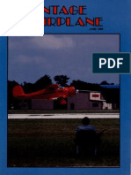 Vintage Airplane - Jun 1989