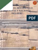 Rol Del Ingeniero Civil en El Desarrollo Regional