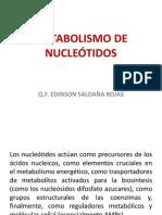 Metabolismo de Nucleotidos.10