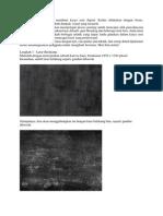 Efek Pencahayaan Dapat Membuat Karya Seni Digital