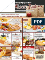 Alison's Pantry catalog #9 September 2014