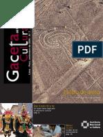 INC - Gaceta Cultural del Perú N° 7