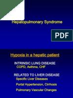 Hepatopulmonary Syndrome (2014)