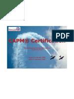 CAPM Exam Prep-Questions 2010