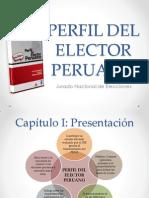 Ppt Perfil Del Elector Peruano