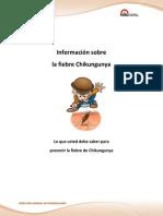 Informacion Sobre La Fiebre Chikungunya
