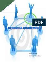 Impacto de Gerencia Académica en La Educación Universitaria