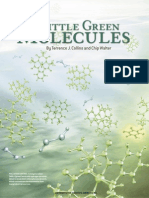 Article Little Green Molecules
