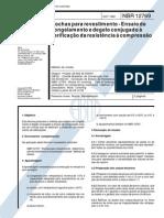 NBR 12769 - Rochas Para Revestimento - Ensaio de Congelamen2