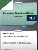 Formulas y Funciones Bsicas en Excel