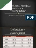 Hipertensión Arterial Sistemica