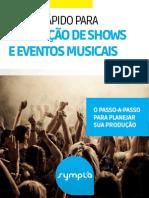 Produção de Shows e Eventos Músicais