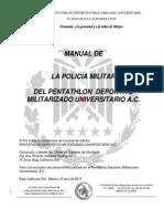 Manual de La Policia Militar