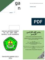 undangan haflah 2014