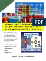 Informe N_ 2 de Lab. de Quimica Organica 2